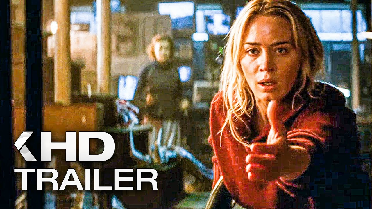 Download A QUIET PLACE 2 Final Trailer Teaser (2021)