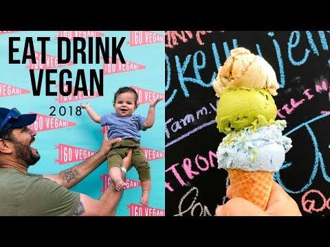 EAT DRINK VEGAN 2018