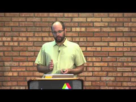 Building an I/O API | Rob Latham, Argonne National Laboratory