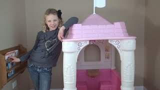 Step2 Princess Castle Playhouse Review By Baby Gizmo