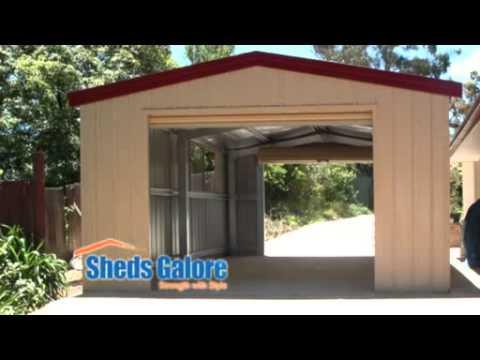 sheds galore - Garden Sheds Galore