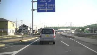 上尾道路 上り 宮前インターチェンジ