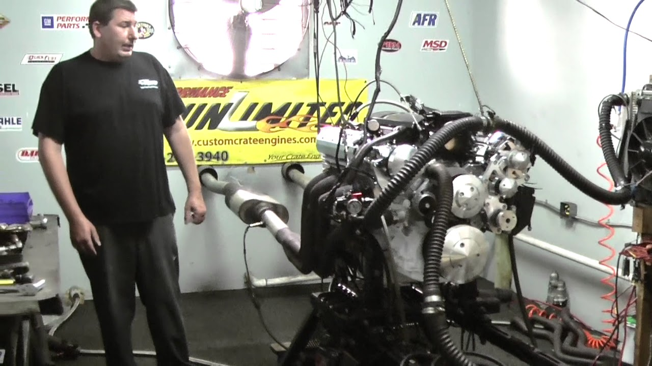 LS7 427CI 700HP YenkoR Crate Build By Proformance Unlimited