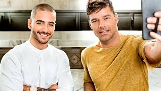 VENTE PA' CA - Ricky Martin ft  Maluma (With English Lyrics)