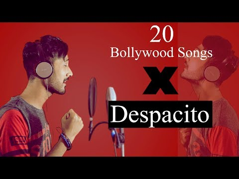 20 Bollywood Songs on ONE BEAT (Despacito) | kedy