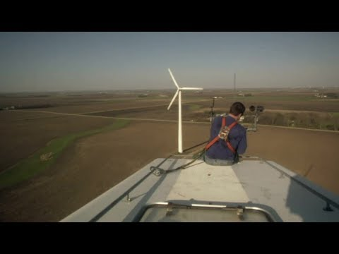 Wind Turbine Service Technicians Career Video