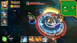 Summoners Legends: Hero Rules