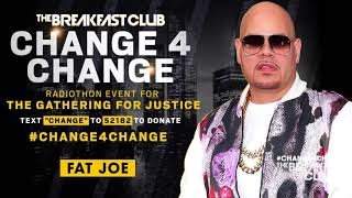Fat Joe Uses His Voice For Social Change On The Breakfast Club