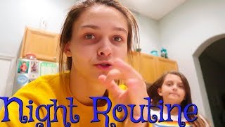 Night Routine 2019 before the First day of our New School! Get ready with me!