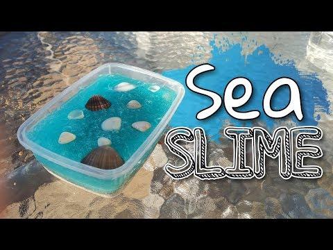SLIME OD ŠKOLJKI! × Sea Slime!