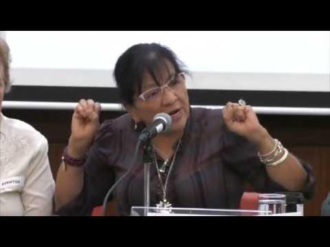 Discurso de la Presidenta de CDHDF, Nashieli Ramírez, en Conferencia sobre Trabajo Infantil