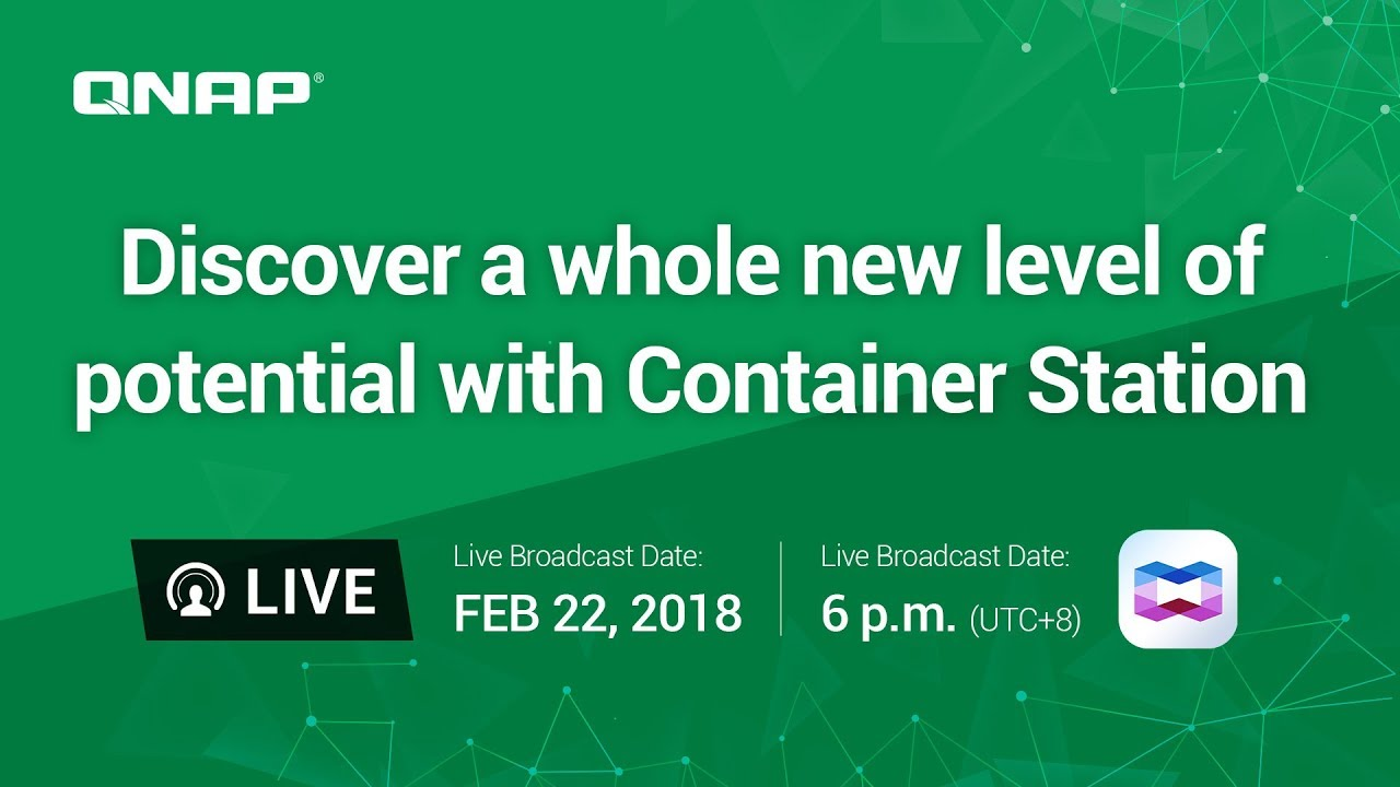Discover a whole new level of potential with Container Station - YouTube