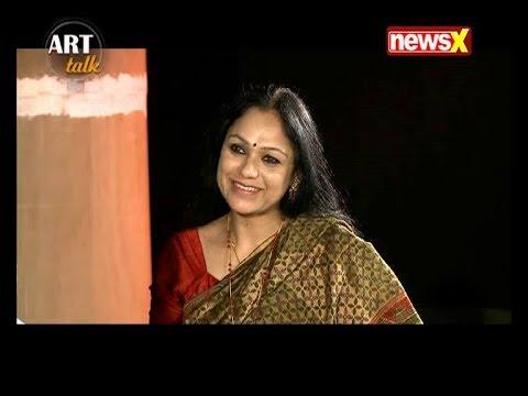 Beauty & originality of Bharatanatyam with Rama Vaidyanathan (ART TALK)