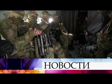 27 марта - День войск национальной гвардии РФ.