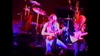 Jethro Tull - Like A Tall Thin Girl, Live In Bruxelles, Belgium 1992