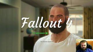 Играю в Fallout 4 с комментариями