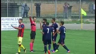 Serie D Girone D Aquila Montevarchi-Villabiagio 3-0