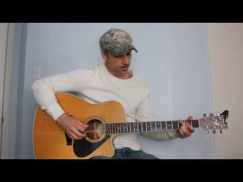Get Along - Kenny Chesney - Guitar Lesson | Tutorial