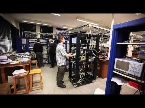 UNLOC: Research unlocking the capacity of optical communications