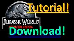 Tutorial: Jurassic World Operation Genesis Download!! [Ger/HD] | Marcel