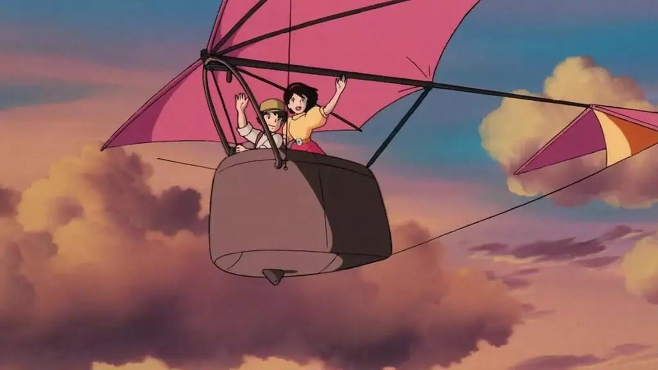60万人给出9.1高分,深度解读宫崎骏经典《阿成漫漫看|天空之城》