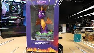 Spyro Incense Burner Statue Unboxing / Quick Review