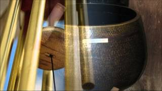 Sound Therapy ~ Japanese Gong & chimes ~ 1Hour