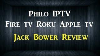 New Philio IPTV Review