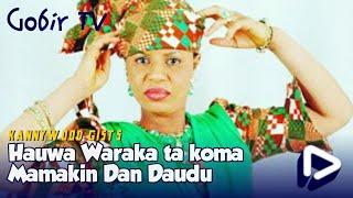 Hausa film Su Hauwa Waraka da Dan Daudu ana bariki