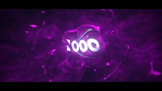 1000 Subs Special Cinema 4D, After Effects Intro Template