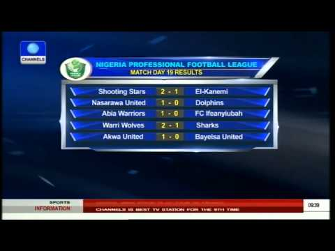 Review: Match Day 19 of Glo Premier League 20/07/15