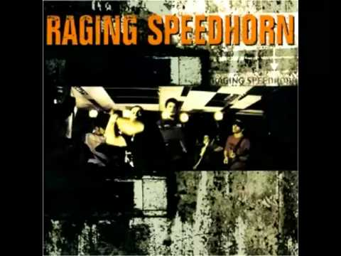 Raging Speedhorn - Knives And Faces