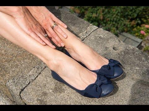 Эти 8 проблем с ногами могут указывать на Серьезные Заболевания
