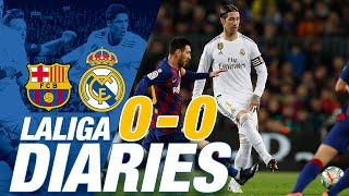 EL CLÁSICO | Barcelona - Real Madrid BEHIND THE SCENES