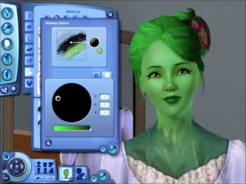 how to make a plantsim in sims 2