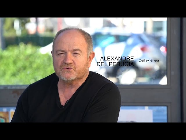 Alexandre Del Perugia = CŒUR