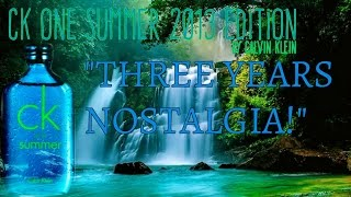 "MFO: Episode 120: cK One Summer 2013 Edition (2013) ""Three Years Nostalgia"""