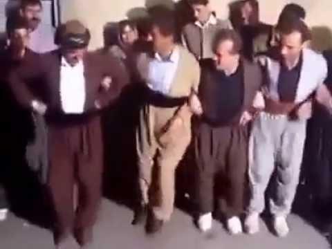 İran Tekmeli Kürt Halayı (değişik bir halay)
