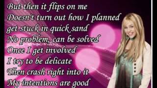 Hannah Montana -Nobody