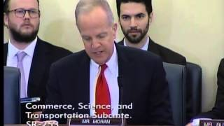 Chairman Jerry Moran Opening Statement on Data Security Breach and Notification Legislation