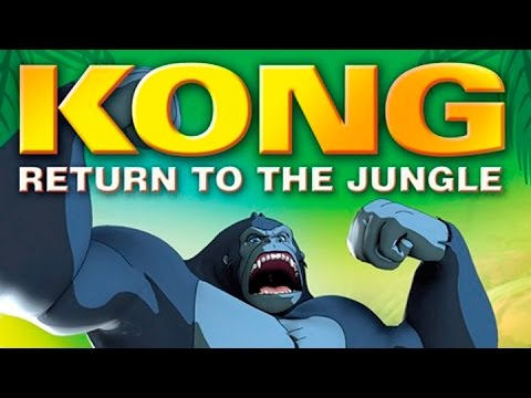 KONG | Return to the Jungle | Full Movie