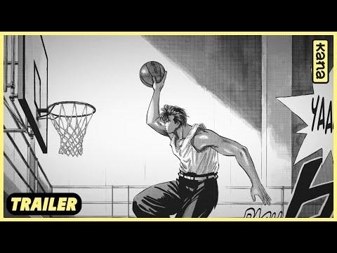 bande annonce de l'album Slam Dunk Star edition T1