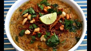 Chicken Haleem Hyderabadi Style