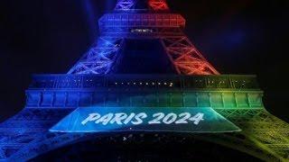 ملف باريس لاحتضان الألعاب الأولمبية 2024 إلى الدراسة والتدقيق