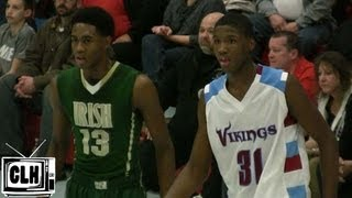VJ King vs Carlton Bragg - Two of Ohio