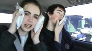 Best Brother and Sister after Dentist Ever!!!!!!