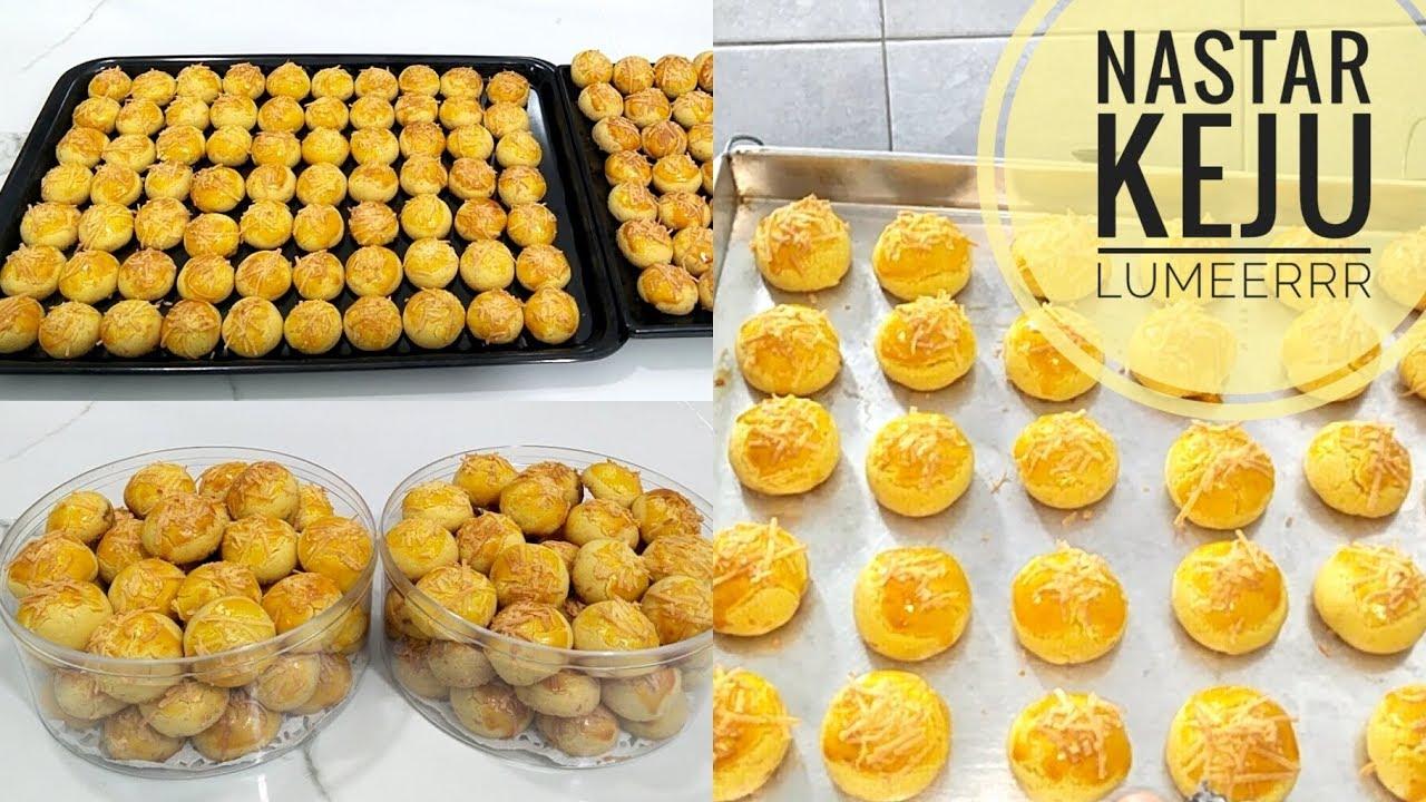 Resep Kue Nastar Keju Lembut Youtube