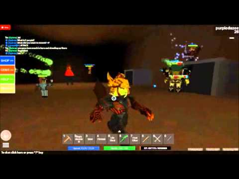 Roblox Field of Battle Sphrax and Tarzackattack Sneak Up on Orc ...