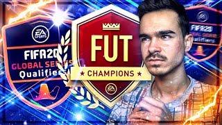 FIFA 20 : FUT CHAMPIONS QUALIFIER GEGEN DIE BESTEN EUROPAS !! 😱🔥