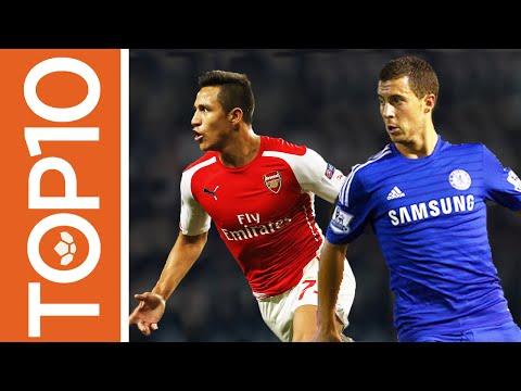 Top 10 Premier League Players - Ft Dean Ashton